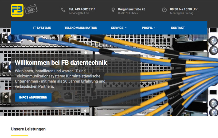 FB datentechnik